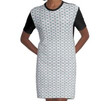 In the Heartland - CATS II Graphic T-Shirt Dress