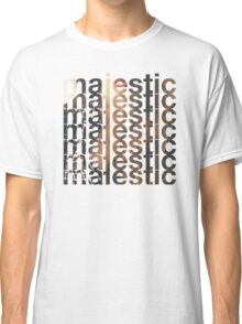 Majestic casual Classic T-Shirt
