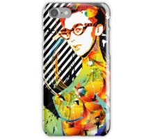 Dexterous Dame iPhone Case/Skin