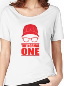 The Normal One - Liverpool Women's Relaxed Fit T-Shirt