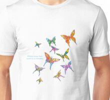 Butterflies of Change  Unisex T-Shirt