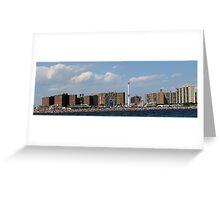Coney Island Beach 2  Greeting Card