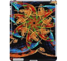 ©DA FS Split ONFXA iPad Case/Skin