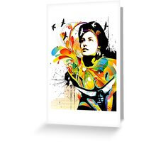 Soul Explosion I Greeting Card