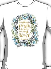 Anything's Possible T-Shirt