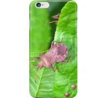 Not Such A Monster......... iPhone Case/Skin