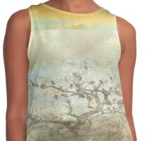 The birdy tree ... Contrast Tank