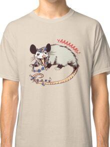 Daisy Chain Opossum Possum Yaaaas! Classic T-Shirt