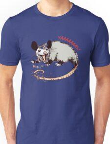Daisy Chain Opossum Possum Yaaaas! Unisex T-Shirt