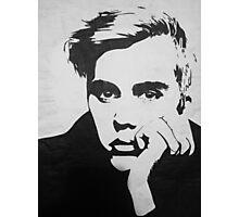 Bieber Photographic Print