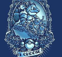 I choose Water  by jmlfreeman