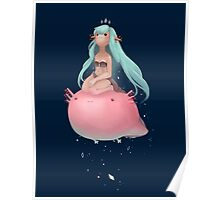 Axolotl  Poster