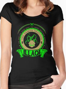 Illaoi - The Kraken Priestess Women's Fitted Scoop T-Shirt