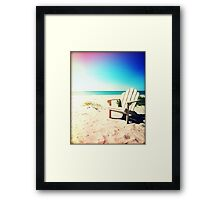 Relaxation II Framed Print