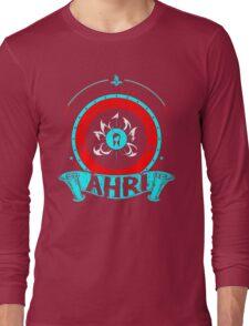 Ahri - The Nine-Tailed Fox Long Sleeve T-Shirt