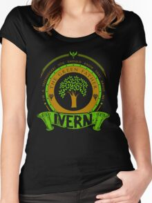 Ivern - The Green Father Women's Fitted Scoop T-Shirt