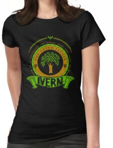 Ivern - The Green Father Womens Fitted T-Shirt