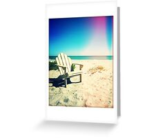Relaxation I Greeting Card