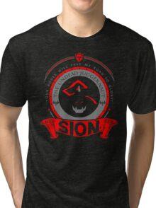 Sion - The Undead Juggernaut Tri-blend T-Shirt