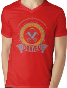 Draven - The Glorious Executioner Mens V-Neck T-Shirt