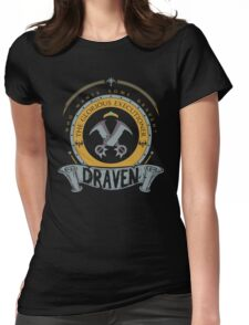 Draven - The Glorious Executioner Womens Fitted T-Shirt