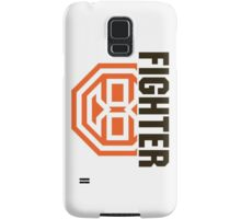 Octagon MMA Fighter Logo Samsung Galaxy Case/Skin