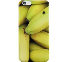 Many Bananas And One Fly iPhone Case/Skin