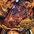 Spider Rock Two by Rick Gold
