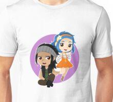 Chibi FT: Gajeel & Levy Unisex T-Shirt