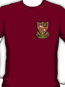 Alan Partridge Blazer Badge T-Shirt