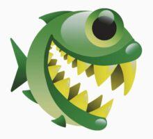 Piranha by SpikeysStudio
