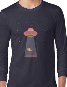 Cute Alien Dessert  Long Sleeve T-Shirt