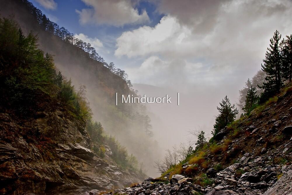 Western Passage by   Mindwork   Kostas Barbadimos  