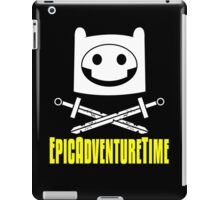 Epic Adventure Time iPad Case/Skin