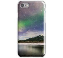 Banff Northern Lights iPhone Case/Skin