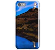 El Faro del Cabo de la Huerta iPhone Case/Skin