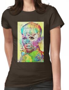 Girl & Birdie Womens Fitted T-Shirt