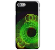 Charged Particles  iPhone Case/Skin