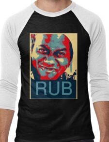 Ainsley Harriott - RUB Men's Baseball ¾ T-Shirt