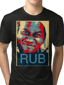 Ainsley Harriott - RUB Tri-blend T-Shirt