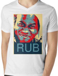 Ainsley Harriott - RUB Mens V-Neck T-Shirt