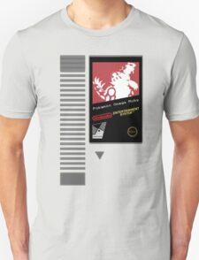 Nes Cartridge: Pokémon Omega Ruby T-Shirt
