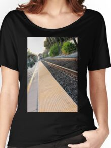 Ventura Train Station Women's Relaxed Fit T-Shirt