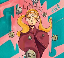 Grimes by JoniWaffle