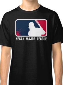 Negan Major League Classic T-Shirt