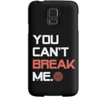 Octagon MMA You Can't Break Me Samsung Galaxy Case/Skin