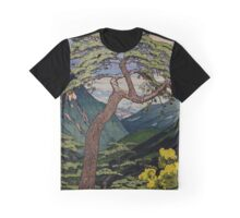 The Downward Climbing Graphic T-Shirt