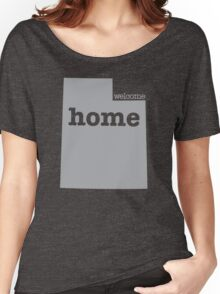 Welcome Home Utah Women's Relaxed Fit T-Shirt