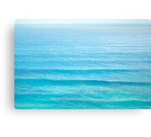 Infinite Ocean Canvas Print