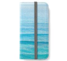 Infinite Ocean iPhone Wallet/Case/Skin